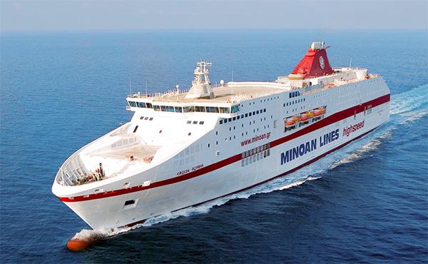 Minoan Lines Company Euroferries Com